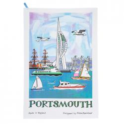 Portsmouth Tea Towel