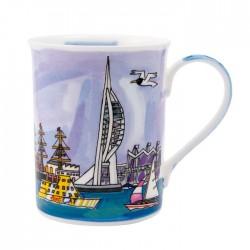 Spinnaker Tower Portsmouth Mug