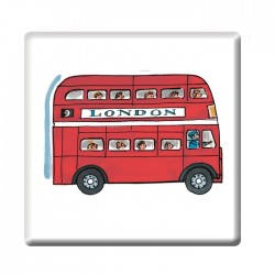Double Decker Bus, London Coaster