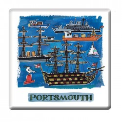 Portsmouth Harbour Coaster