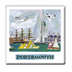 Spinnaker Tower Coaster