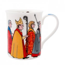 Cathedral Procession Mug