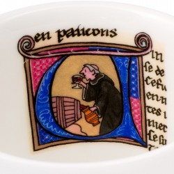 Monks Mug