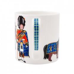 Scottish Pipers Mug