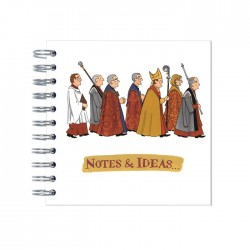 Cathedral Procession Notebook