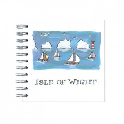 Isle of Wight Needles Notebook