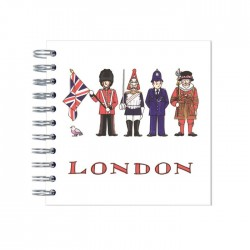 London Figures Notebook