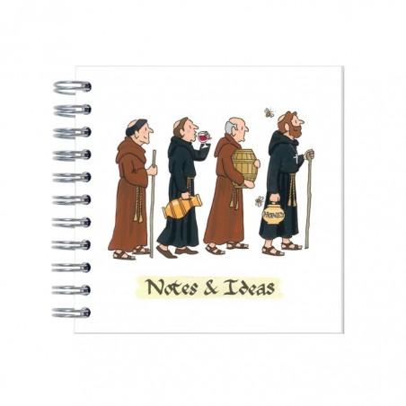 Monks Notebook