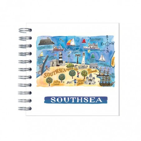 Southsea Seafront Notebook