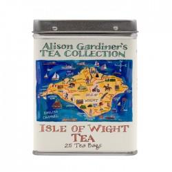 Isle of Wight Tea Caddy 25 bags