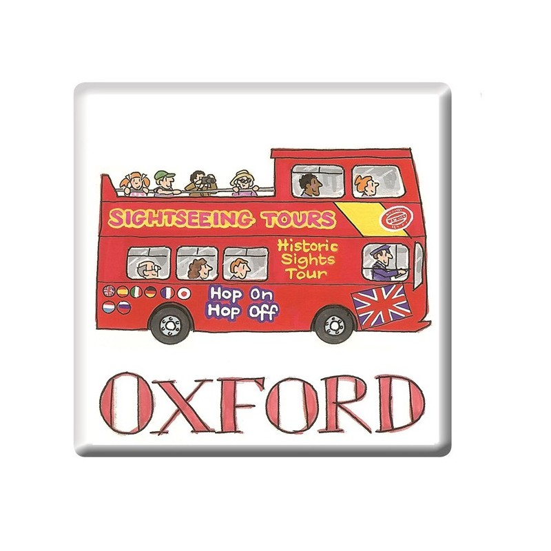 Sightseeing Bus, Oxford Coaster