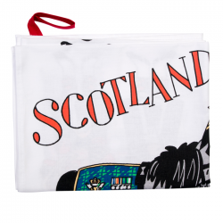 Scottish Pipers Tea Towel