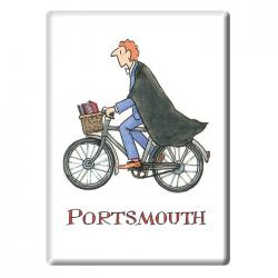 Portsmouth Boy Fridge Magnet