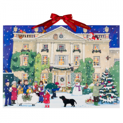 Highgrove House at Christmas Advent Calendar