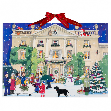 Highgrove House at Christmas Advent Calendar