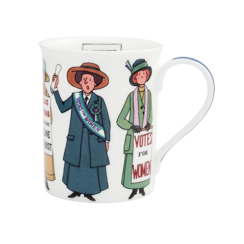 Suffragette Mug