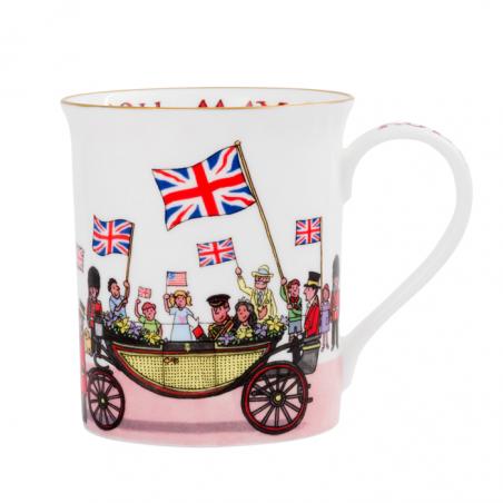 Harry & Meghan Royal Wedding Commemorative Mug