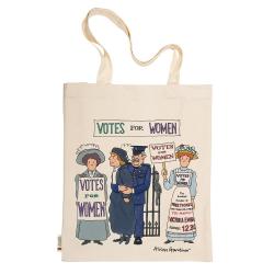 Suffragette Tote Bag