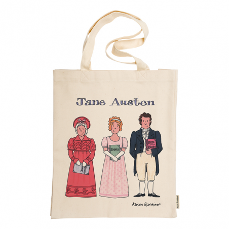 Jane Austen Tote Bag