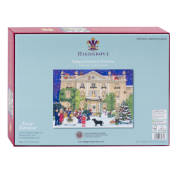 Highgrove House of Christmas Jigsaw Puzzle