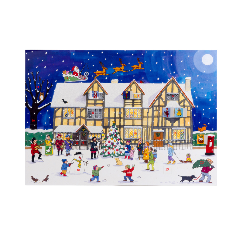 Christmas at the Old Town House Advent Calendar