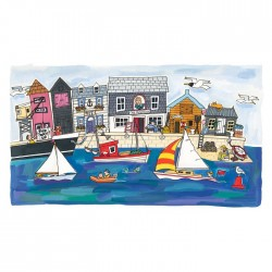 Heritage Harbour Print