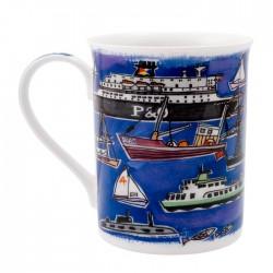 Portsmouth Harbour Mug