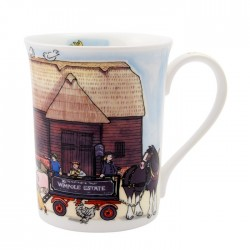 Wimpole Hall Home Farm Mug