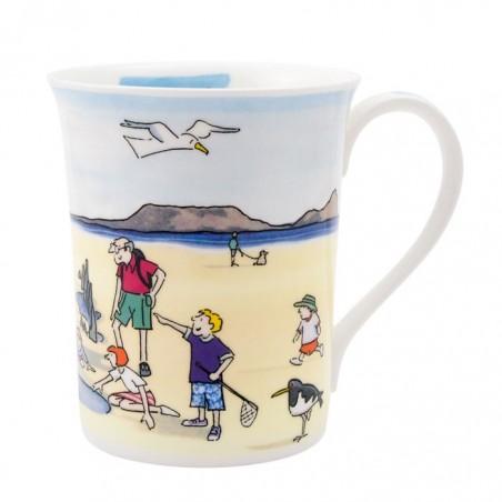Rhossili Bay Mug
