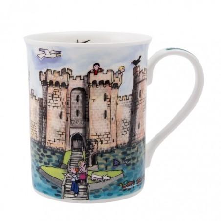 Bodiam Castle Mug