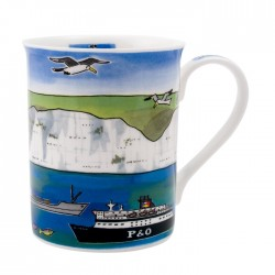 The White Cliffs of Dover Mug