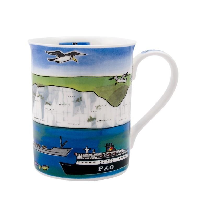 The White Cliffs of Dover Mug