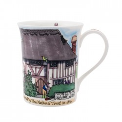 Alfriston Clergy House Mug