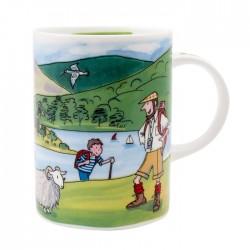 Lake District Lakes Mug