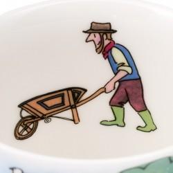 Cottage Garden Mug