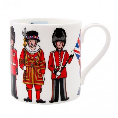 London Figures Mug