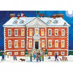 Country House Christmas Advent Calendar