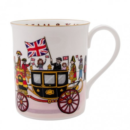 William and Kate Royal Wedding Commemorative Mug