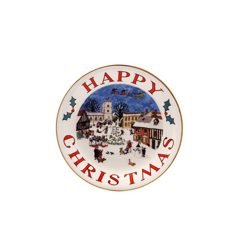 Christmas Collection Miniature Plate