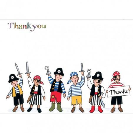 Boys Thank You Cards
