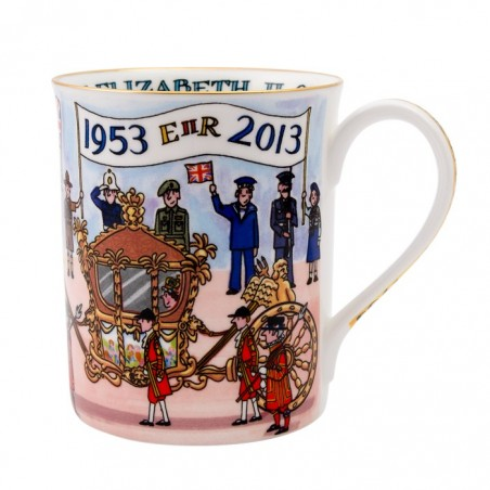 Coronation Anniversary Mug