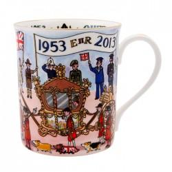Coronation Anniversary Artist's Limited Edition Mug