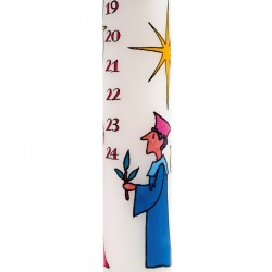 Wise Men Advent Candle