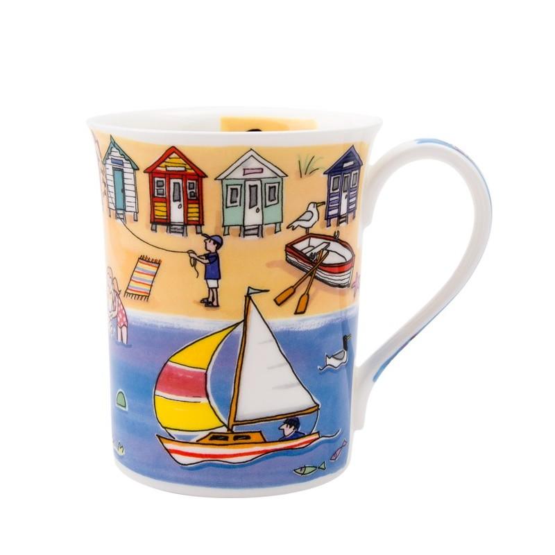 The Great British Seaside Mug Collection
