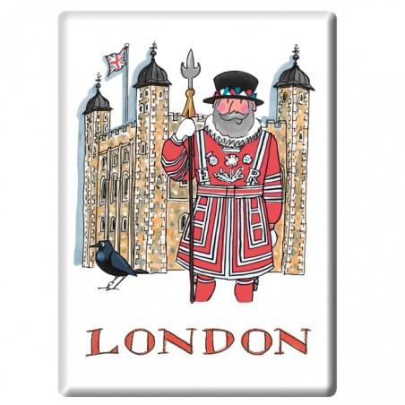 Tower of London Fridge Magnet