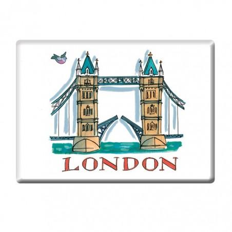 Tower Bridge Fridge Magnet