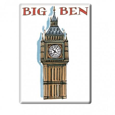 Big Ben Fridge Magnet