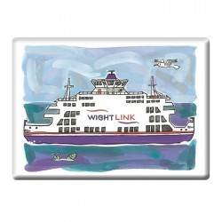 St Clair's Ferry Fridge Magnet