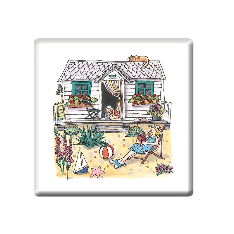 Seaside Garden Coaster