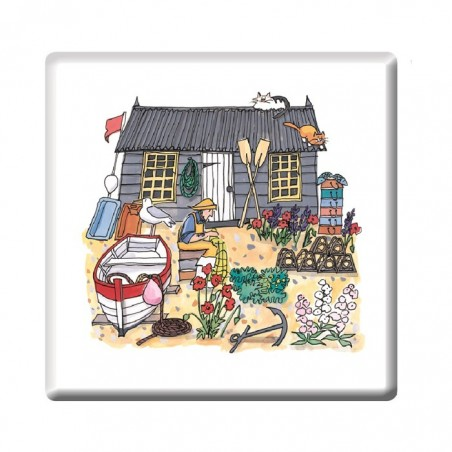 Fisherman's Garden Coaster